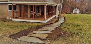 Stone Walkways